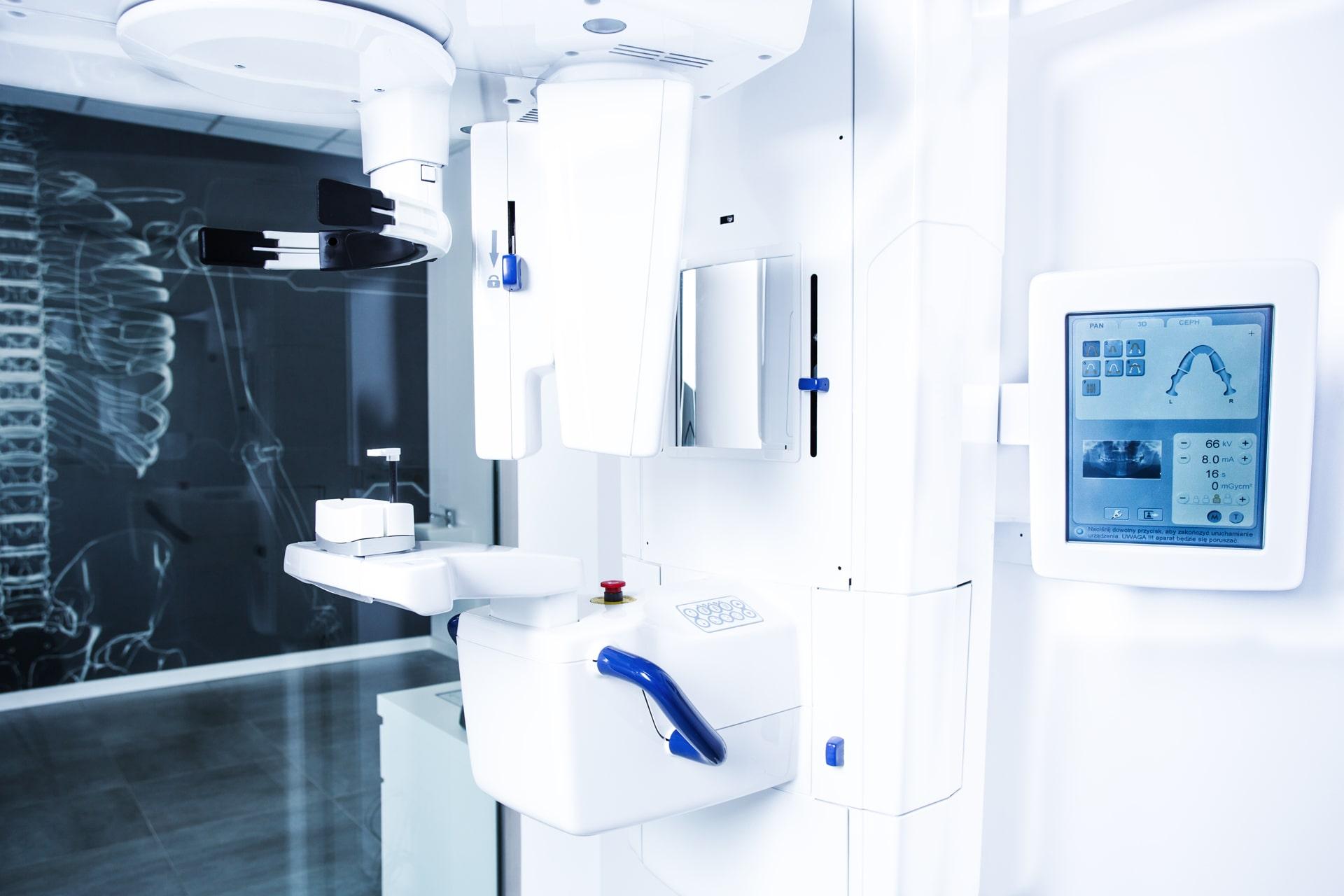 Komputerowy tomograf stomatologiczny w Poznaniu