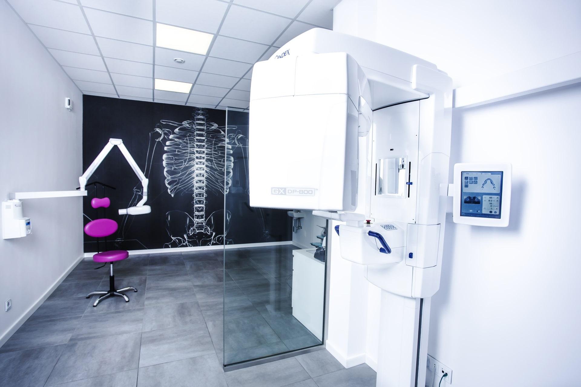 Tomograf stomatologiczny CBCT w Centrum Badań RTG